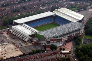 Villa Park Stadium Birmingham