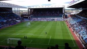 Villa Park Stadium, England