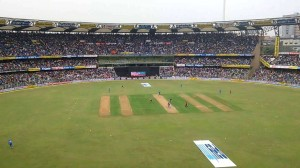 Wankhede Stadium Seating