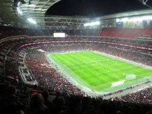 Wembley Stadium Seating