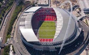 Wembley Stadium View