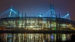 Weserstadion Plan