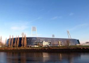 Weserstadion Besichtigung