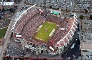 Williams Brice Stadium South Carolina