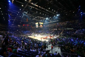 Zalgiris Arena Kaunas Lithuania