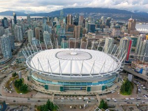 BC Place view