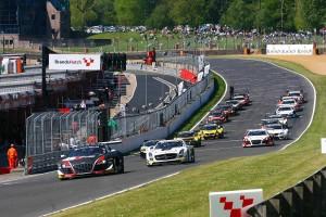 Brands Hatch race track