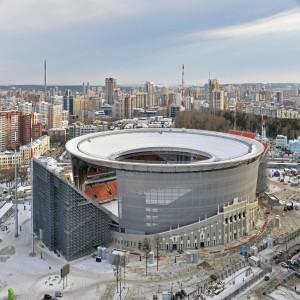 Ekaterinburg Arena, Yekaterinburg