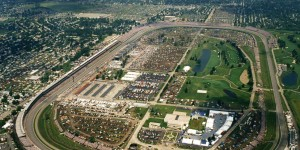 Indianapolis Motor Speedway track