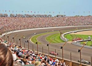 Indianapolis Motor Speedway seating