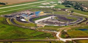Iowa Speedway view
