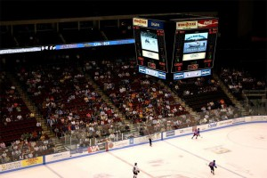 Jacksonville Veterans Memorial Arena seating