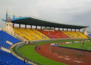 Jalak Harupat Soreang Stadium seating