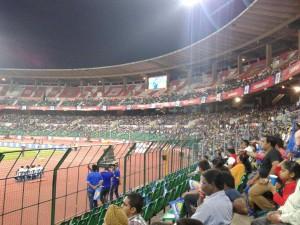 Jawaharlal Nehru Stadium Chennai