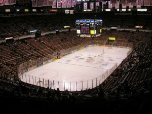 Joe Louis Arena Seat view