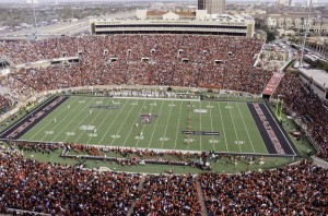 Jones AT&T Stadium Seat View