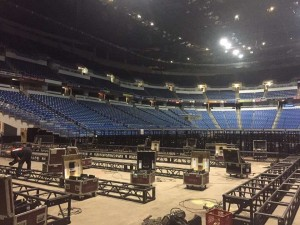 Jose Miguel Agrelot Coliseum Seating