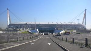Juventus Stadium track