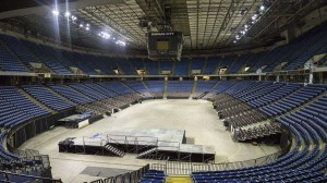 Kemper Arena seating