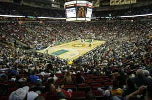 KeyArena Seattle
