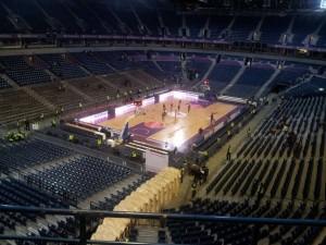 Kombank Arena, Serbia