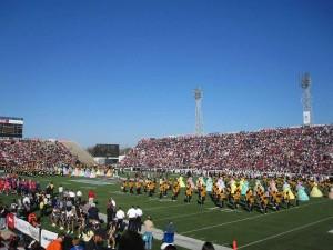 Ladd Peebles Stadium, USA