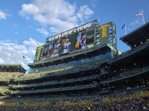 Lambeau Field, USA