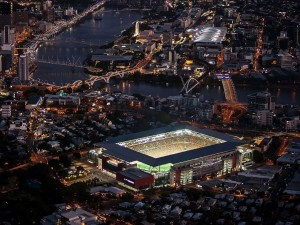 Lang Park Stadium