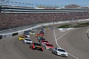 Las Vegas Motor Speedway Track