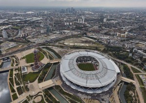 London Olympic Stadium UK