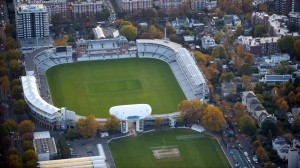 Lord's Cricket Ground View