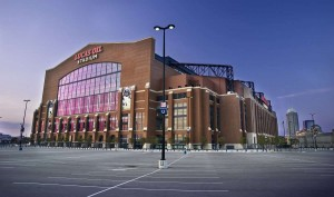 Lucas Oil Stadium, usa