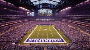 Lucas Oil Stadium Seating View