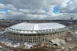 Luzhniki Stadium Renovation