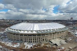 Luzhniki Stadium Renovation