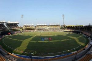 Chepauk Stadium view