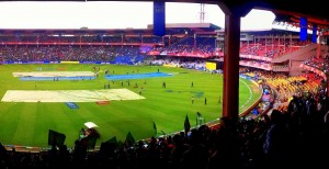 M. Chinnaswamy Stadium, Bengaluru