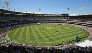 MCG from spectators view