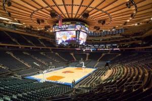 Madison Square Garden seating