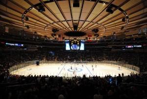 Madison Square Garden usa