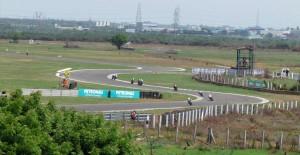 Madras Motor Race Track india