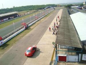 Madras Motor Race Track Mevalurkuppam