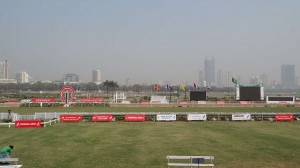 Mahalaxmi Racecourse India