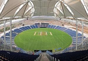 Maharashtra Cricket Association Stadium Seating