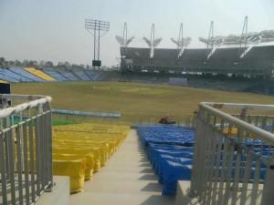 Maharashtra Cricket Association Stadium India