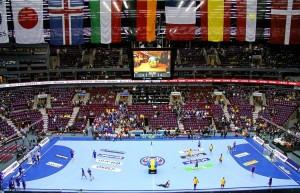 Malmo Arena, Sweden