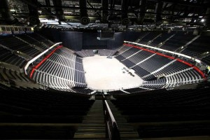Manchester Arena seating