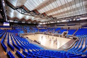 Margaret Court Arena seating