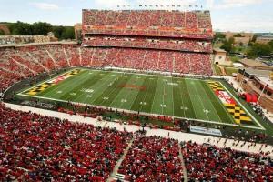 Maryland Stadium Seating