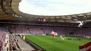 Mercedes Benz Arena Germany